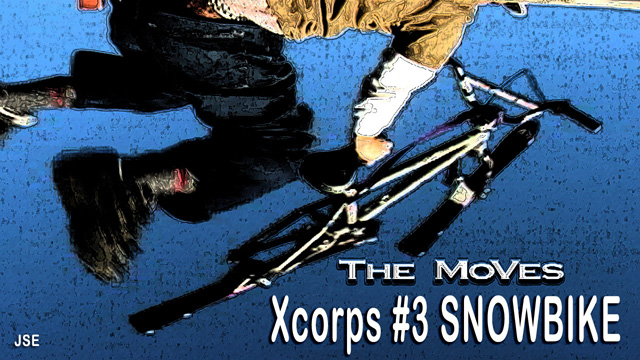 Xcorps3SnowBikePosterX