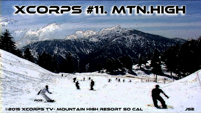Xcorps11MtnHIGHscenicPoster