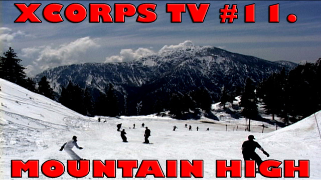 Xcorps11MtnHighPosterX1