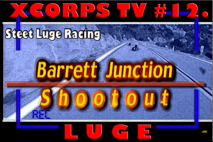 Xcorps12LUGEposterX