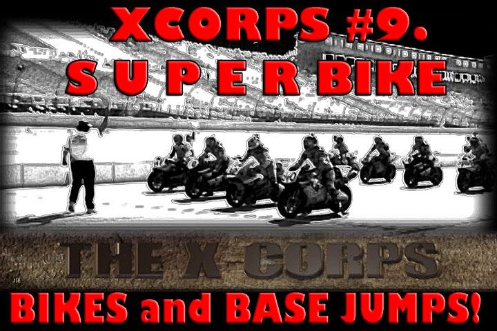 Xcorps9SUPERBIKEposterX