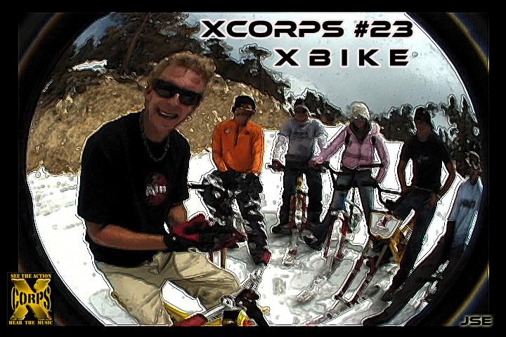 Xcorps23XbikeXGANG