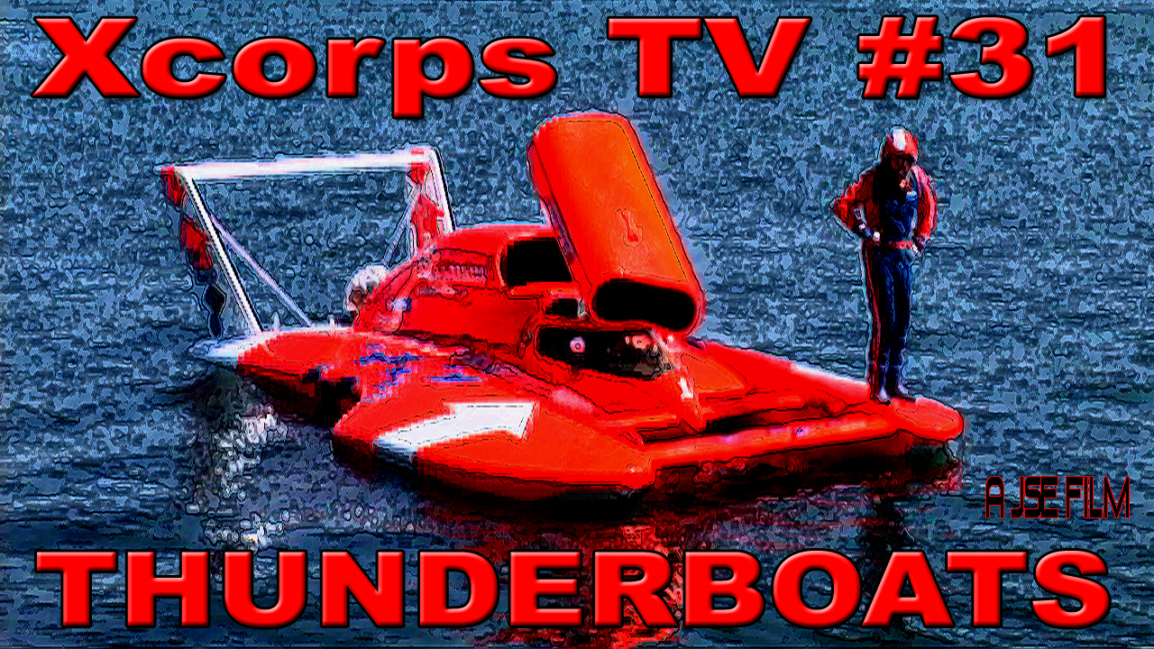 Xcorps31THUNDERBOATSposter