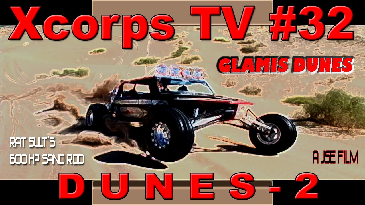 Xcorps32DUNES2posterX