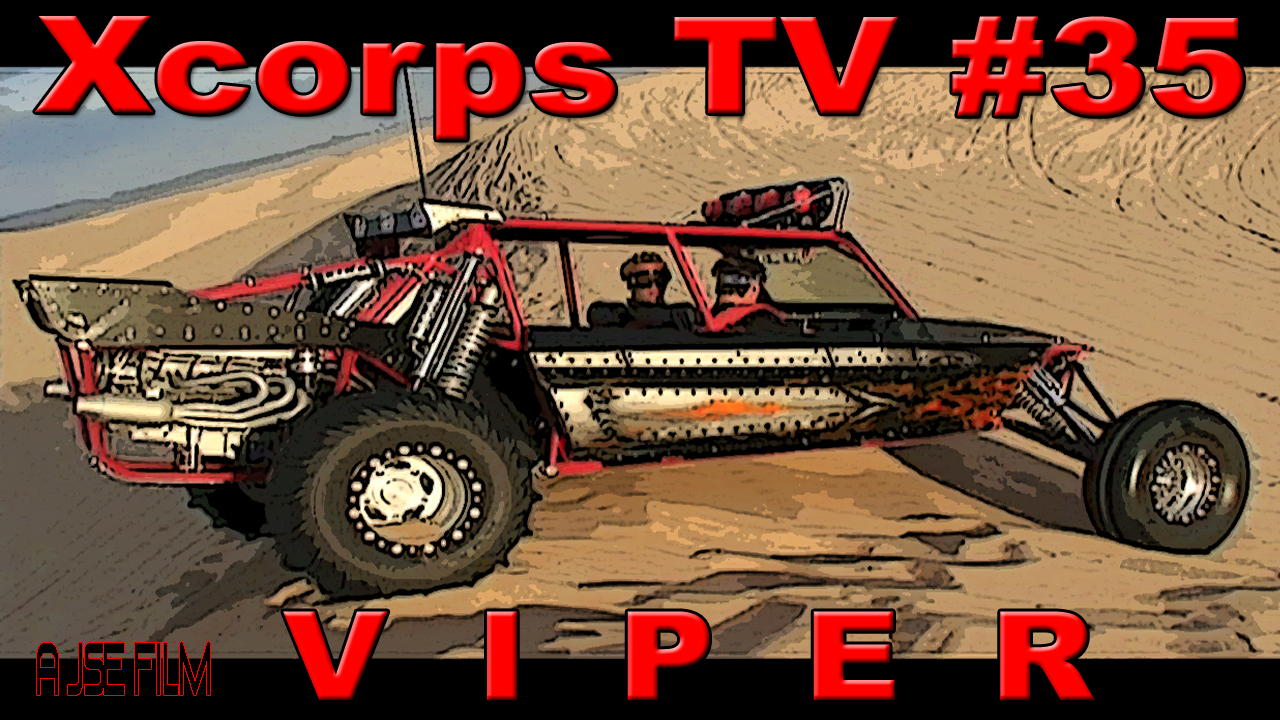 Xcorps35VIPERposter