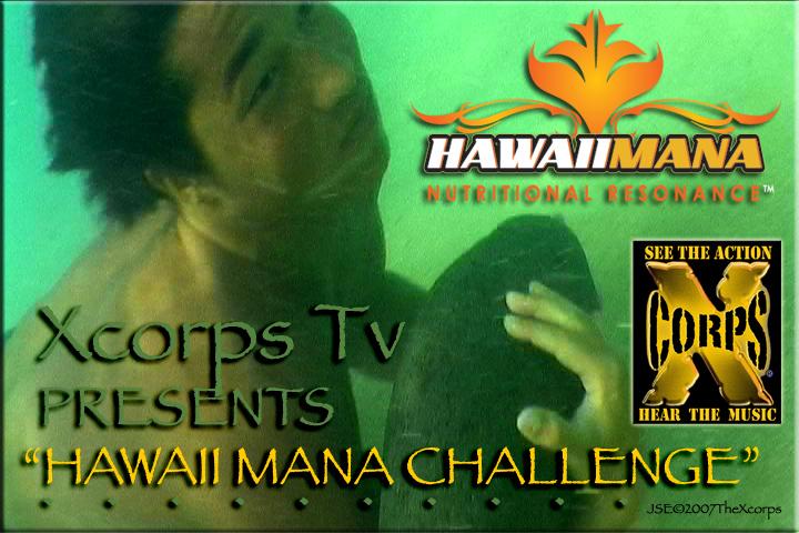 XcorpsHawaiiMANAposter4